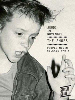 The Shoes, Boombass, Social Club, Soirée, Paris