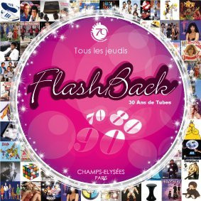 Flashback, 80's, Club 79, Paris, Soirée