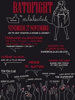 Batofight, Batofar, Paris, Soirée, Clubbing