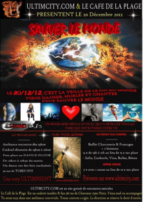 Sauver le monde entre amis ! (Code promo SORTIR)