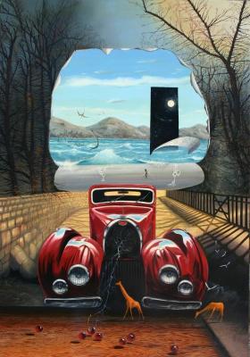 Exposition Micha Arkhipoff « peintures »