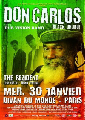 Don Carlos en concert à Paris