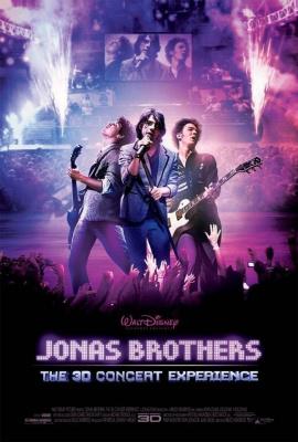 Jonas Brothers concert en 3D