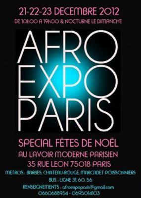 Afro expo paris
