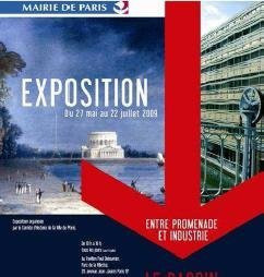 exposition, paris, bassin de la villette