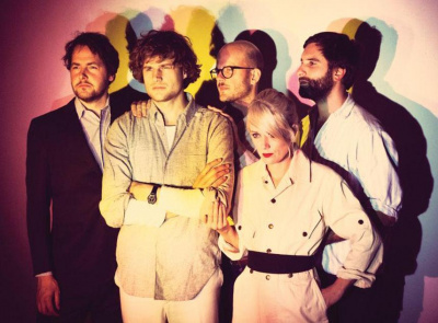 SHOUT OUT LOUDS + guest