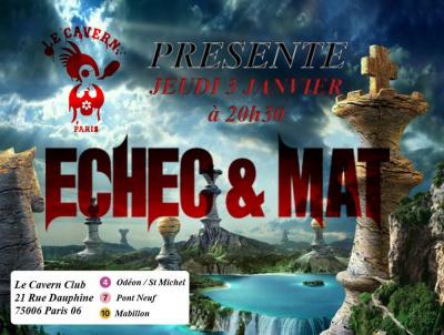 Concert Echec & Mat
