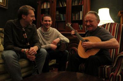 Donal Lunny Trio