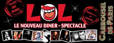 Lol diner spectacle