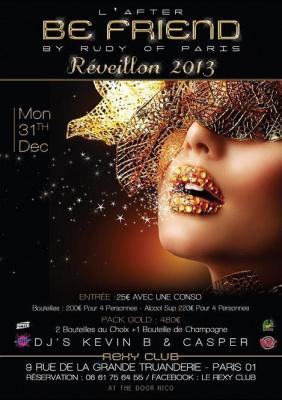 Reveillon 2013 After be friend
