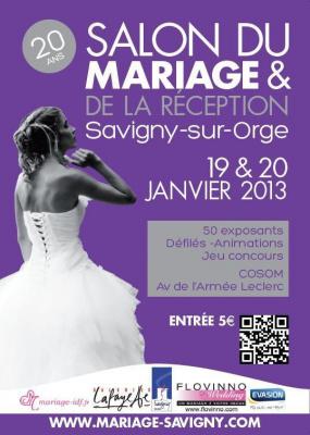 20ème Salon du Mariage de Savigny sur Orge