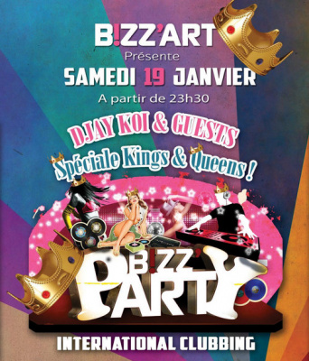 Bizz Party special Kings & Queens