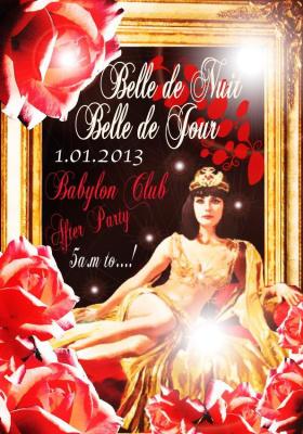 2013, Belle de Jour Belle de Nuit
