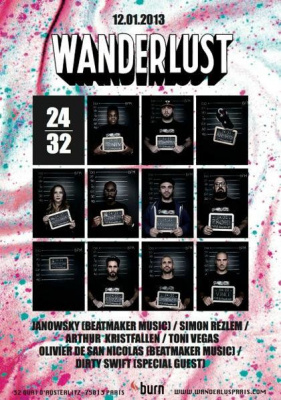24/32 feat. Dirty Swift @ WANDERLUST