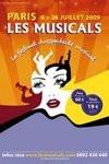 les musicals paris