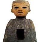 Buste Teotihuacan