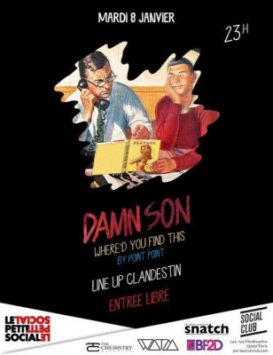 DAMN SON! Where'd you find this?   by Point Point - 8 janvier