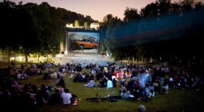Films sous les étoiles au Domaine de Saint Cloud