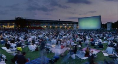 Le festival de cinéma en plein air de la Villette