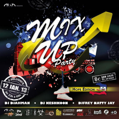 MIX UP PARTY #3 - HOPE EDITION