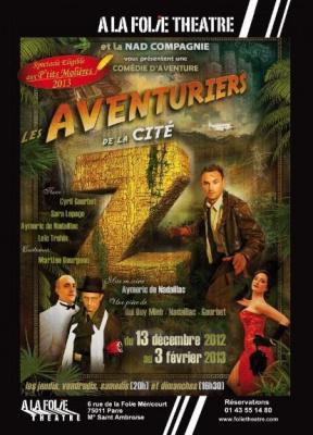 Les Aventuriers de la Cité Z