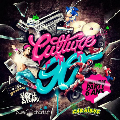Culture 90 : BIRTHDAY PARTY (6 ans)