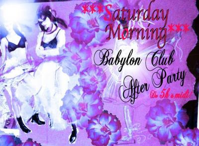 Babylon Saturday Morning
