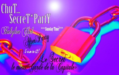 Sunday Time, Chut...Secret Party