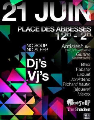 DJ abbesses