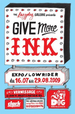 give more ink