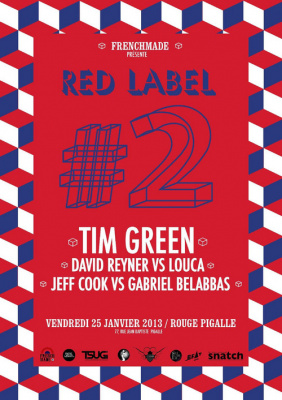 Red label #2