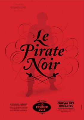 Ciné-concert Le Pirate Noir (A.Parker, 1926)