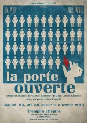 Théâtre - La Porte Ouverte