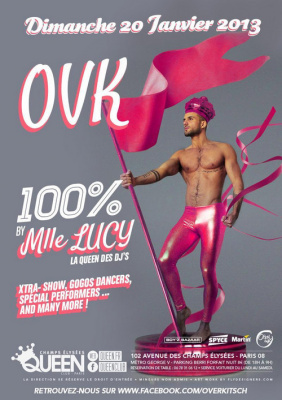 OVK 100% by Mlle Lucy