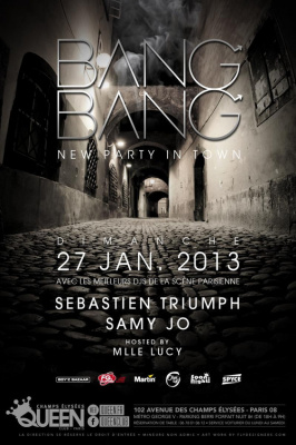 BANG BANG - New party in town
