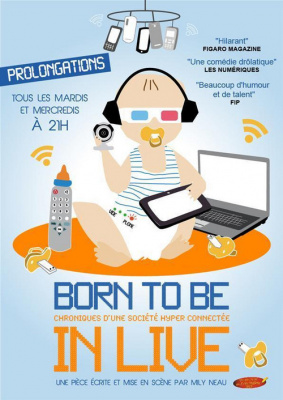 Born to be in live