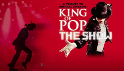 King of pop - the show tribute Zenith Michael Jackson