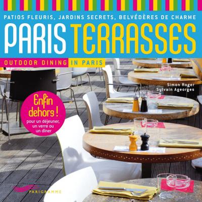 Paris terrasses