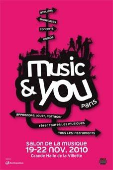 Music and you la salon de la musique paris aussi pour for Salon musique paris