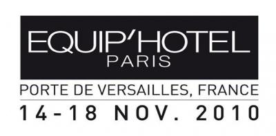 Logo Equiphotel 2010 black