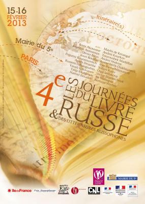 Journées du Livre Russe et des Littératures Russophones