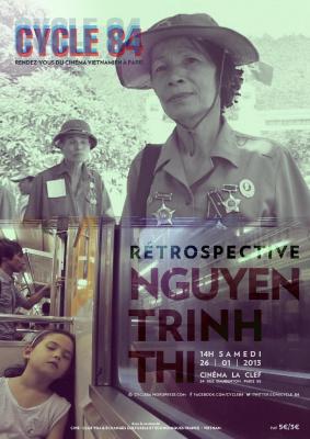 Ouverture du CYCLE 84 : Rétrospective Nguyen Trinh Thi