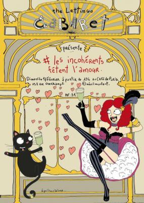 The Lettingo Cabaret # Les incohérents fêtent l'amour
