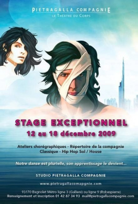 Pietragalla Compagnie, Marie-Claude Pietragalla, Julien Derouault, Romuald Brizolier