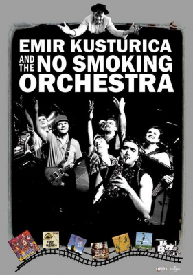 Emir Kusturica, The No Smoking Orchestra, 10 ans, Zénith, Concert, Paris