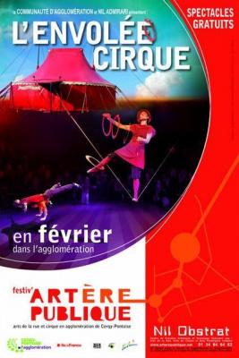 L'Envolée Cirque