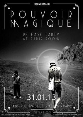 Release Party Pouvoir Magique W/ Renart, TMCN, NHKFF vs Matou, Shellshock