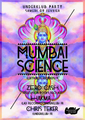 Underklub Party W/Mumbai Science...