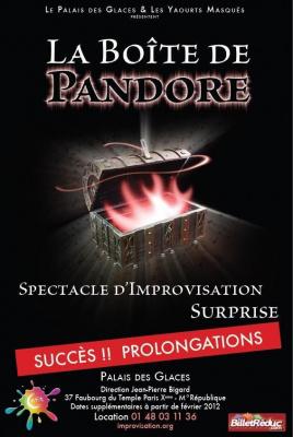La Boite de Pandore