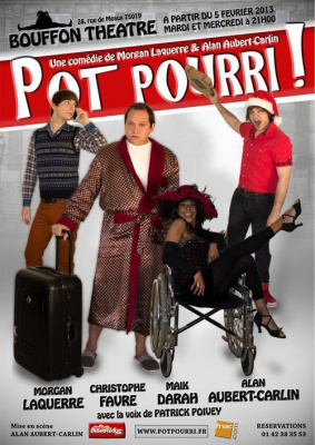 POT POURRI !